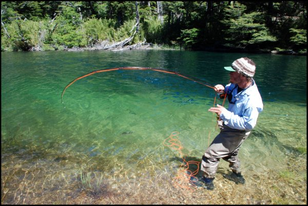 Fly fishing patagonia secret spot faraway fly fishing for Fishing spots finder